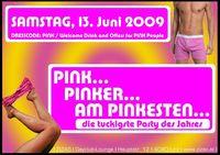 Pink... Punker... Am Pinkesten@Zizas