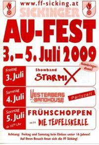 Sickinger Au-Fest@Sickinger Au-fest