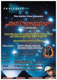 Hot November@Replugged