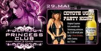 Princess Club - Coyote Ugly Party Night