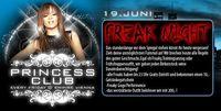 Princess Club - Freak Night