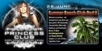 Princess Club - Summer Beach Club Part II