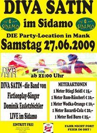 Diva Satin Live@Cafe Sidamo Mank