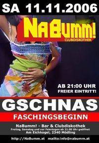Gschnas@NaBumm!
