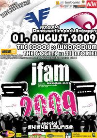 JFAM 2009@Donauwellenpark