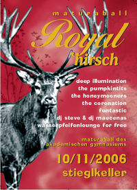 Akad. Ball - Royal Hirsch@Stieglkeller