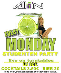 Studenten Party@All iN