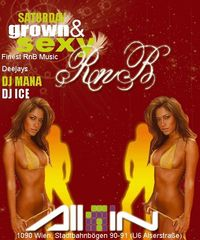 grown & sexy@All iN