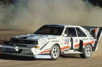 Audi Sport Quattro S1 Pikes Peak - Eine Bestie auf 4 Rädern