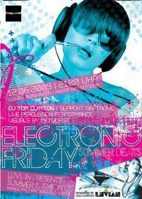 Electronic Friday@LIQUID