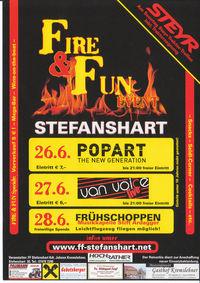 Fire & Fun@Stephanshart
