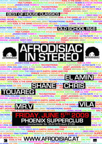 Afrodisiac in Stereo
