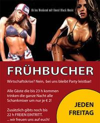 Frühbucher@Lava Lounge Linz