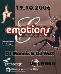 Emotions@Babenberger Passage