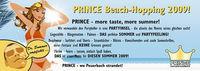 Prince Beach Hopping 2009@Prince Cafe Bar