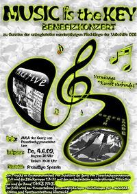 Music is the Key-Benefizkonzert@Georg von Peuerbachgymnasium