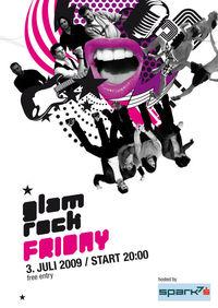 WE COME TO DANCE - Glam-Rock Friday@Marktplatz
