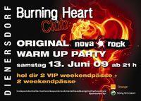 Original Nova Rock Warm up Party@Burning Heart Club (BHC)