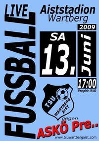 TSU Wartberg Aist - Askö Pregarten@Aiststadion