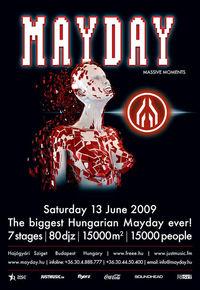 Mayday Budapest - Massive Moments@Hajógyári Sziget