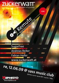 Zuckerwatt:Remute Live@SASS