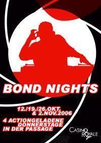 Between Bond Nights@Babenberger Passage