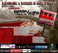 Kashmir & Kunas B-Day Party@Krankenhaus