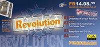 Gruppenavatar von Revolution 2009 - wir sind dabei
