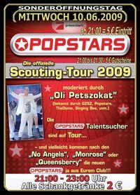 Popstars - Die offizielle Scouting-Tour 2009