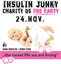 Insulin Junky Charity - Pre Party
