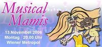 Musical Mamis - Benefizkonzert@Wiener Metropol