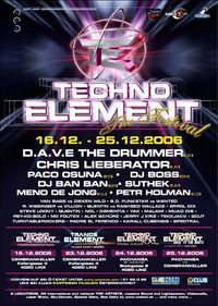Technoelement the hall of fame@Cembran