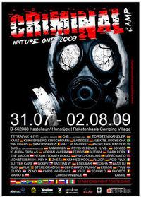 NATURE ONE 2009, und ich bin dabei!!