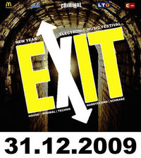 EXIT 2009 - Electronic Music New Year Festival