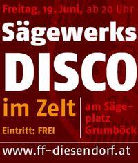 Sägewerksdisco - FF Diesendorf@Diesendorf