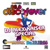 Discofever Special mit Alex Kaiser!