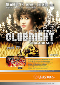 Clubnight @ Glashaus@Glashaus