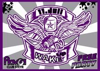 Wake Up@Flavor