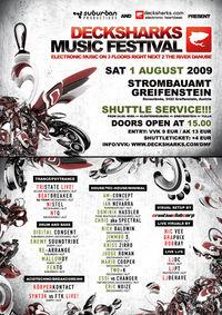 Decksharks Music Festival