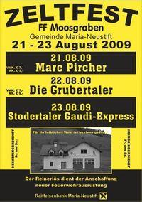 Zeltfest FF Moosgraben@Moosgraben
