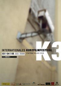 K3:Internationales Kurzfilmfestival@Stadtkino Villach