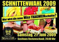 1. Wahl zur Miss Tragwein Schnitte@Gh. Rockenschau