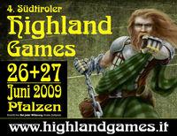Highland Games@Sportzone Pfalzen
