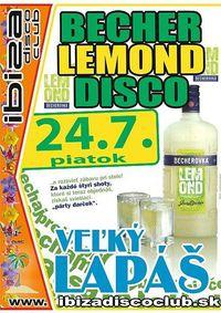 Becher Lemond Disco@Ibiza Disco Club
