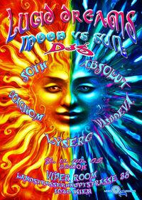 Lucid Dreams - Moon Vs Sun@Viper Room