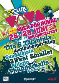 26.Donauinselfest: (14) Raiffeisenclub / VIVA – Insel@Donauinsel