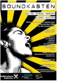 SOUNDKASTEN - BG Seekierchen Ball@BG Seekirchen