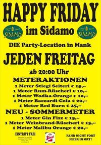 Happy Friday im Sidamo@Cafe Sidamo Mank