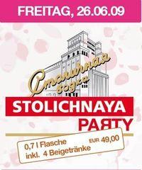 Stolichnaya Party@Loft Graz
