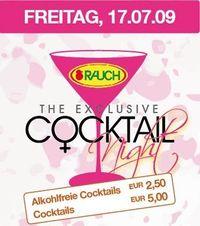 Cocktail Night@Loft Graz